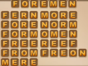 Word Cookies June 13 2021 Answers Puzzle