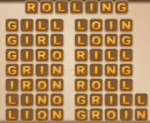 Word Cookies June 24 2021 Answers Puzzle