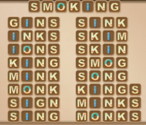 Word Cookies June 30 2021 Answers Puzzle