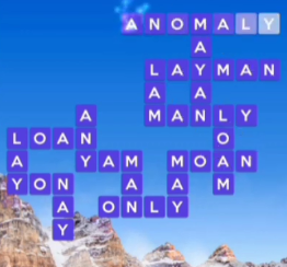 Wordscapes June 14 2021 Answers Today