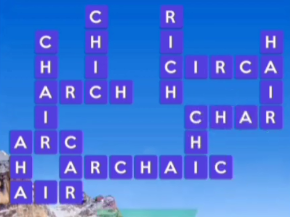 Wordscapes June 16 2021 Answers Today