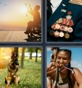 4 Pics 1 Word July 12 2021 Answers Puzzle