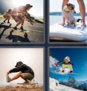 4 Pics 1 Word July 20 2021 Answers Puzzle