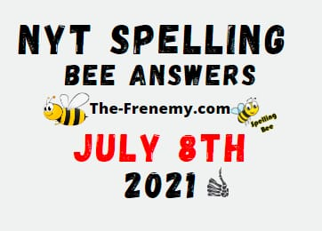 Nyt Spelling Bee July 8 2021 Answers Puzzle