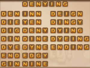 Word Cookies July 12 2021 Answers Puzzle