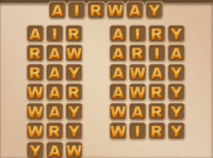 Word Cookies July 13 2021 Answers Puzzle