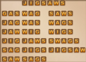 Word Cookies July 15 2021 Answers Puzzle