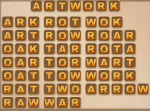 Word Cookies July 24 2021 Answers Puzzle
