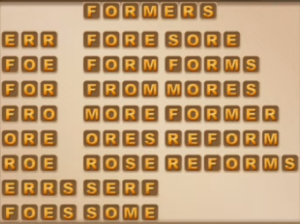 Word Cookies July 31 2021 Answers Puzzle