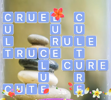 Word Crossy July 19 2021 Answers Puzzle