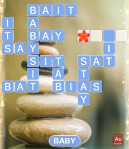 Word Crossy July 21 2021 Answers Today