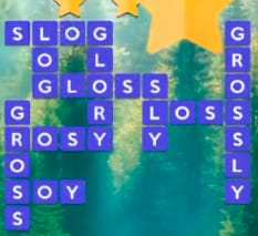 Wordscapes July 2 2021 Answers Today