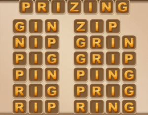 Word Cookies August 3 2021 Answers Puzzle