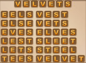 Word Cookies Daily August 16 2021 Answers Puzzle
