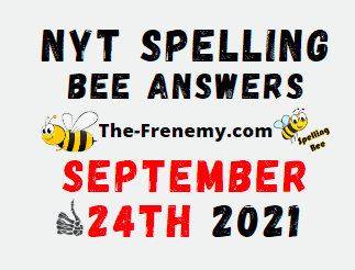 Word Cookies Daily Puzzle September 24 2021 Answers
