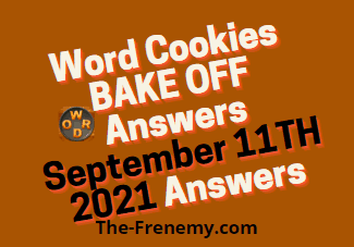 Word Cookies Bake Off Daily September 11 2021 Answers Puzzle
