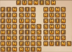 Word Cookies Daily September 12 2021 Answers Puzzle