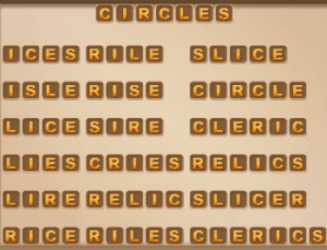 Word Cookies Daily September 20 2021 Answers Puzzle