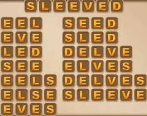 Word Cookies Daily September 27 2021 Answers Puzzle