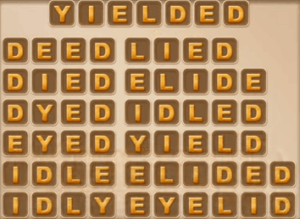 Word Cookies Daily September 28 2021 Answers Puzzle