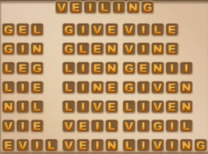 Word Cookies Daily September 3 2021 Answers Puzzle