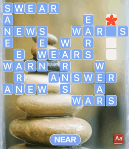 Word Crossy September 14 2021 Answers Today
