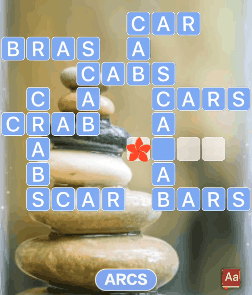 Word Crossy September 25 2021 Answers Today