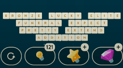 WordBrain Puzzle of the Day September 27 2021 Answers Today