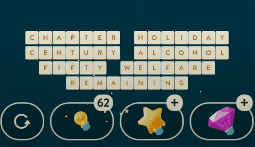 Wordbrain Puzzle of the Day Daily September 10 2021 Answers Today