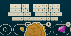 Wordbrain Puzzle of the Day September 25 2021 Answers Today