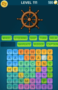 Words Crush Level 111 Answers Puzzle