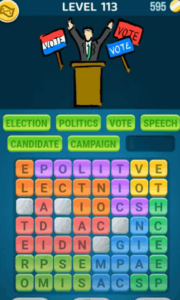 Words Crush Level 113 Answers Puzzle