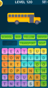 Words Crush Level 120 Answers Puzzle