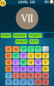 Words Crush Level 122 Answers Puzzle