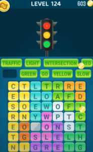 Words Crush Level 124 Answers Puzzle