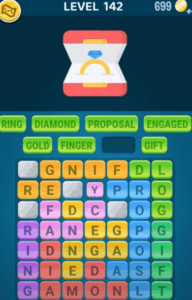 Words Crush Level 142 Answers Puzzle