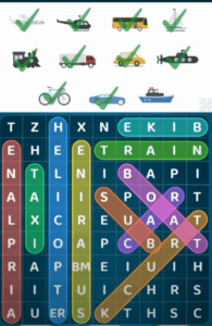 Words Crush Level 144 Answers Puzzle