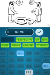 Words Crush Level 171 Answers Puzzle