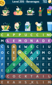 Words Crush Level 205 Answers Puzzle