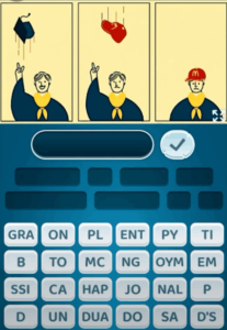 Words Crush Level 213 Answers Puzzle