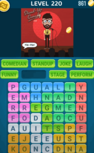 Words Crush Level 220 Answers Puzzle