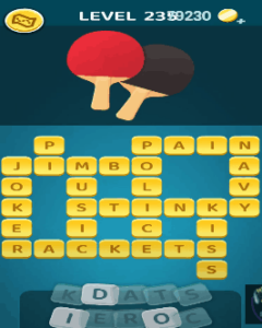 Words Crush Level 235 Answers puzzle