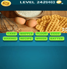 Words Crush Level 242 Answers puzzle