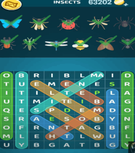 Words Crush Level 274 Answers puzzle