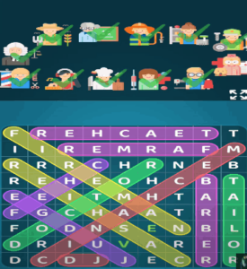 Words Crush Level 372 Answers puzzle