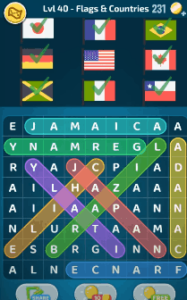 Words Crush Level 40 Answers Puzzle