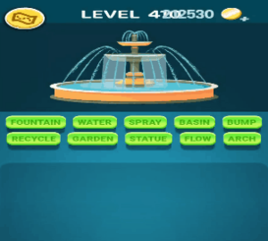 Words Crush Level 410 Answers puzzle