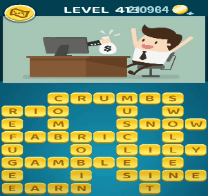 Words Crush Level 413 Answers puzzle