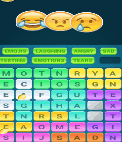 Words Crush Level 474 Answers Puzzle