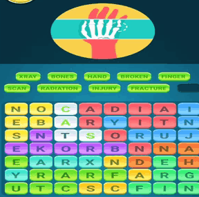 Words Crush Level 505 Answers Puzzle